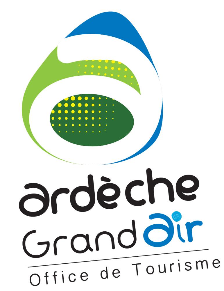 Logo ardeche grand air 1